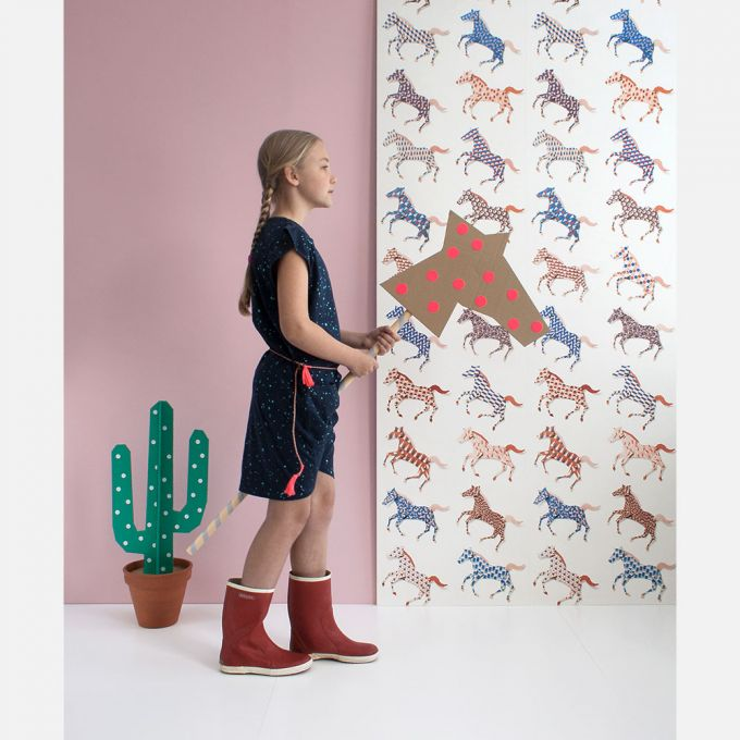 Horses Wallpaper for Girls Rooms