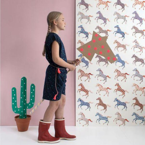 Studio Ditte Horses Wallpaper