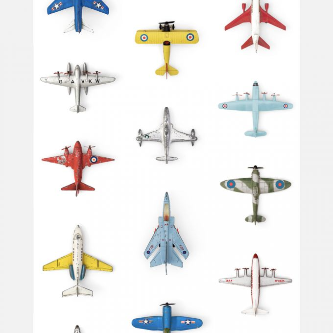 Aeroplanes Wallpaper | Studio Ditte