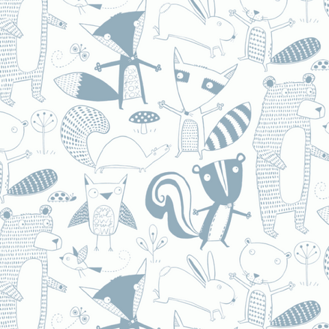 YSD London Wallpaper | Swimming in the Sea Pacific