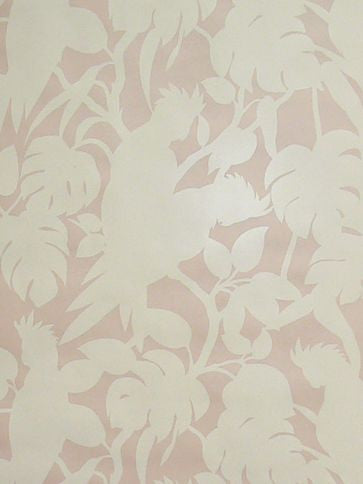 Florence Boardhurst Cockatoo Wallpaper at Just Kids Wallpaper