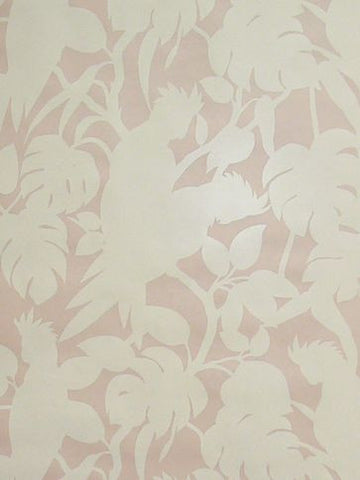 Florence Broadhurst Wallpaper | Cockatoos FBW-RF06