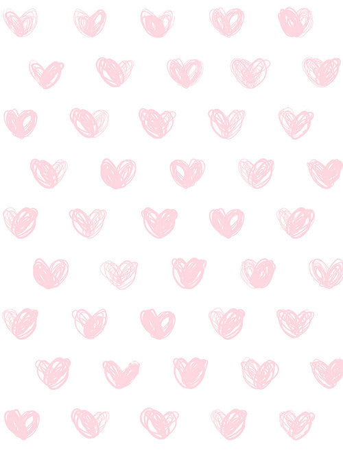 Sissy & Marley Love in Pink Wallpaper