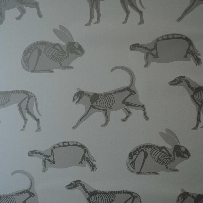 PaperBoy 'Animal Magic' Green wallpaper