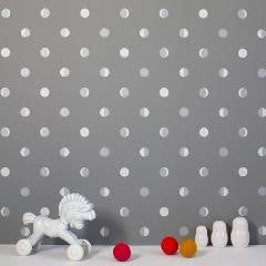 Bartsch Moon Cresent Kitten Grey childrens wallpaper