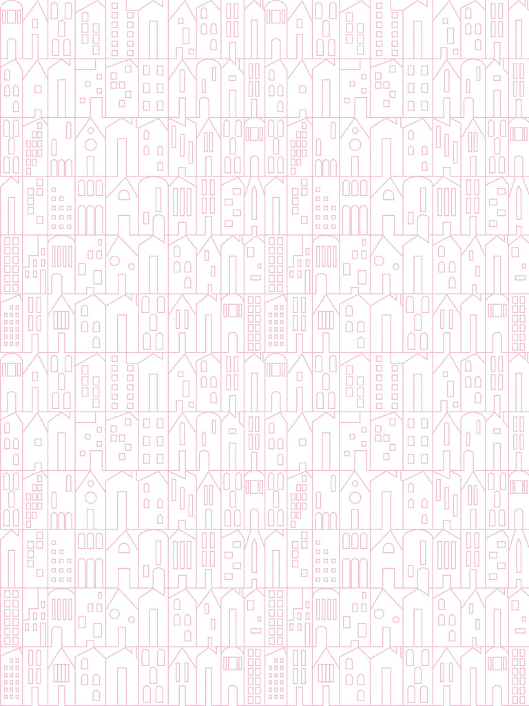 Sissy & Marley Wallpaper | My House in Pink