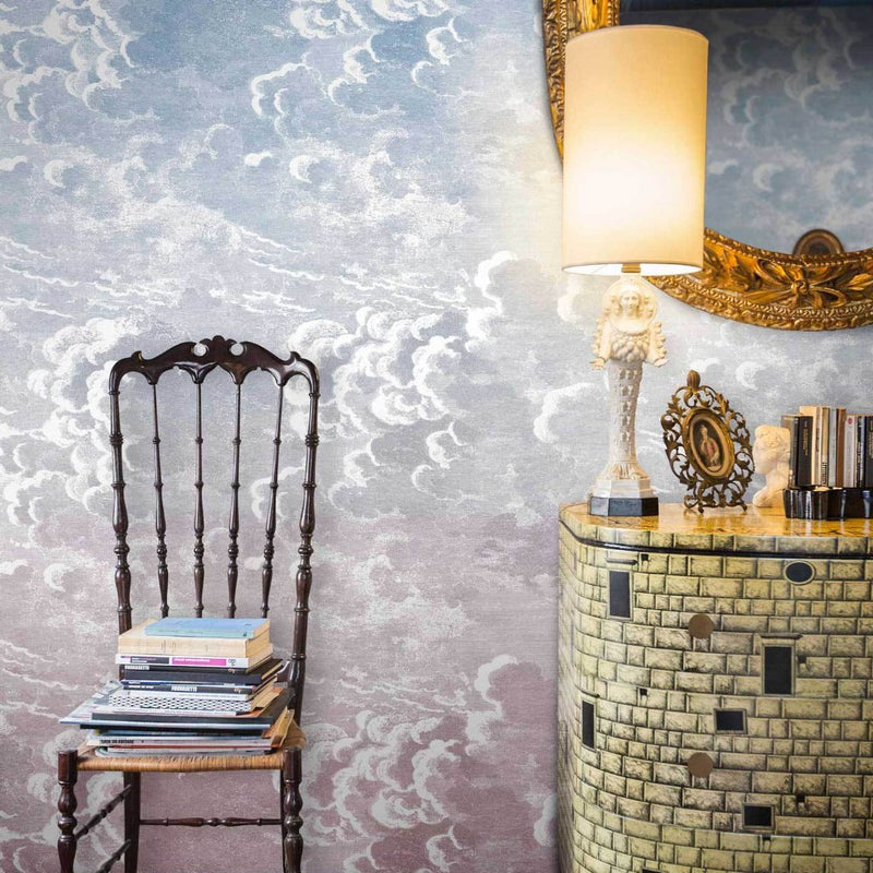 Cole & Son Clouds Wallpaper | Nuvole al Tramonto 114/3007