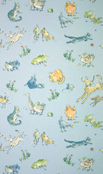 Osborne & Little Wallpaper | Quentin's Menagerie W6063-02