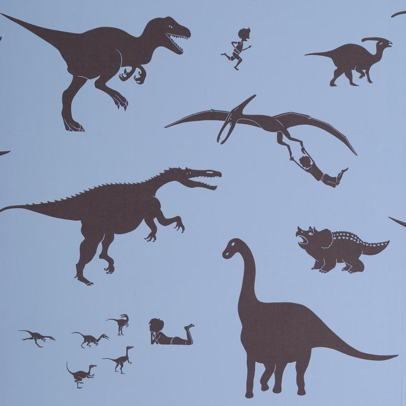 Kids Wallpaper by Paper Boy. D'ya-thinke-saurus