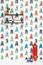 Studio Ditte Wallpaper | Rockets