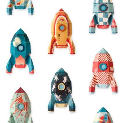 Rockets Wallpaper by Studio Ditte