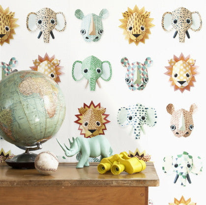 Wild Animals Cool Wallpaper | Studio Ditte