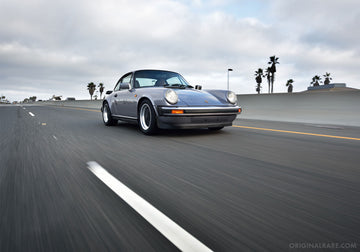 1989 Porsche 911 G50 Carrera - Diamond Blue Metallic