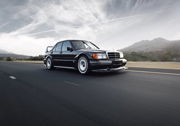1990 Mercedes 190E 2.5-16 Evolution II