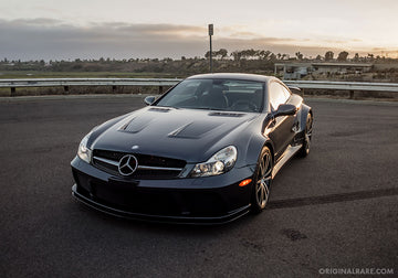 2009 Mercedes SL65 AMG Black Series