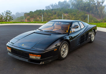 "1986 Ferrari Testarossa ""Flying Mirror"""