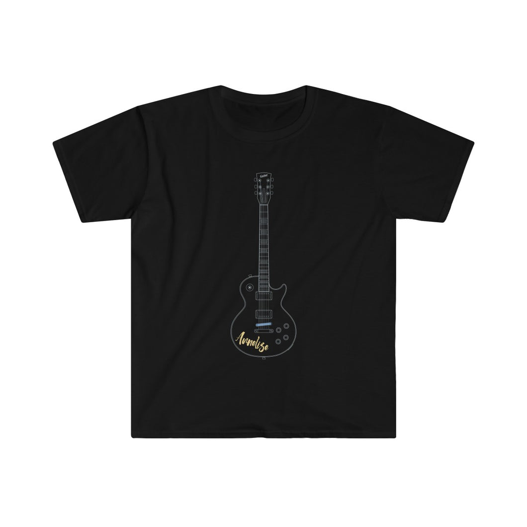 Blueline Electric Guitar Tee