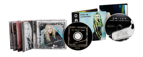 Two CD Physical Bundle