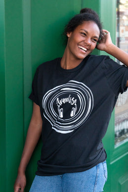 Spinning Records Tee