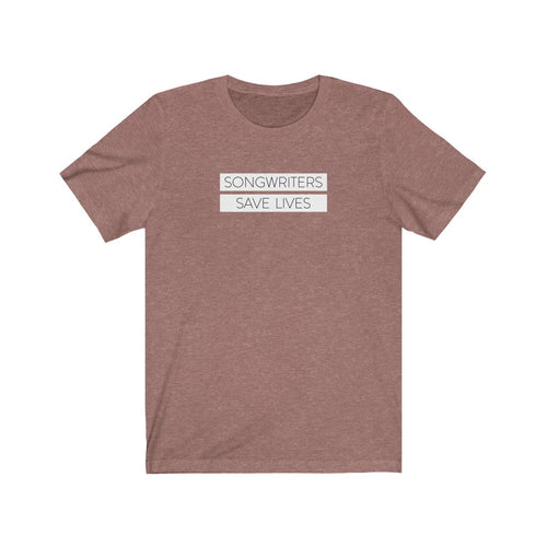 Songwriters Save Lives Tee