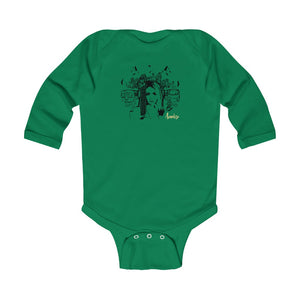 Infant 3D Driven Onsie