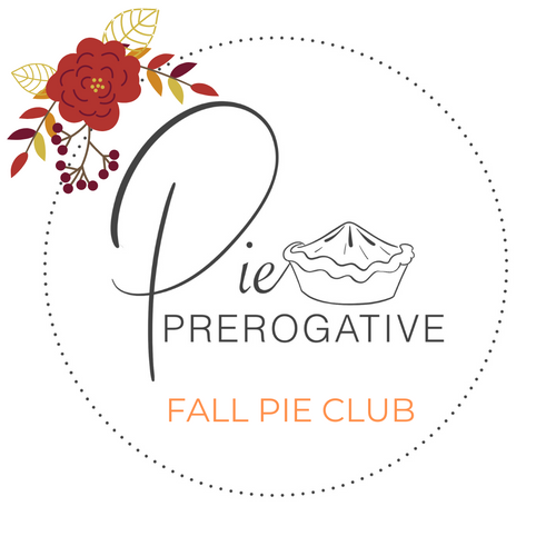 Fall Pie Club
