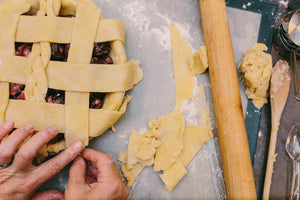 The Perfect Pie Crust Virtual Class - February 14th 7:00pm * Couples edition**