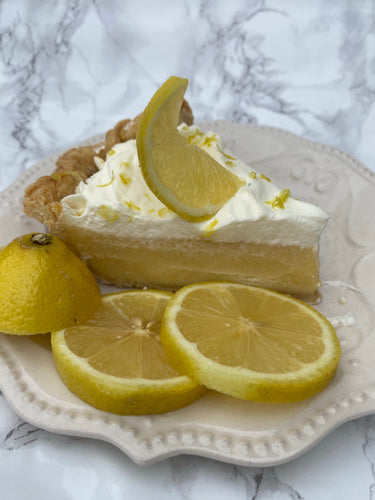 Lemon Bar pie