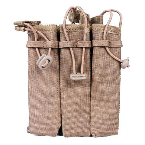 Wholesale Molle Pouch Side ARM 3 Magazijn