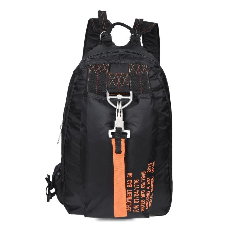 Wholesale Parachute Style Outdoor Hiking Daypack