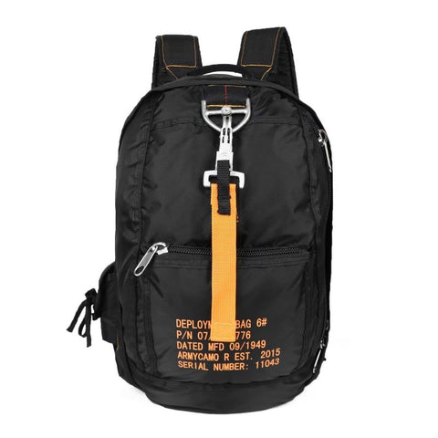 Wholesale Parachute Style Outdoor Sport Backpack