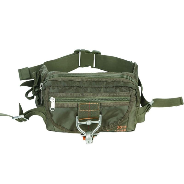 Wholesale Parachute Style Waist Pack Running Bag