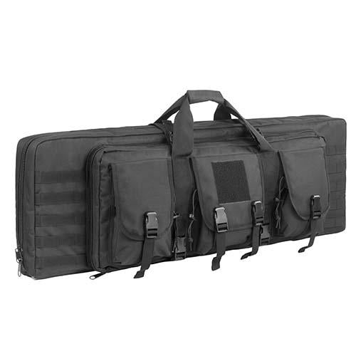 Outdoor Deluxe Double Rifle Gun Bag