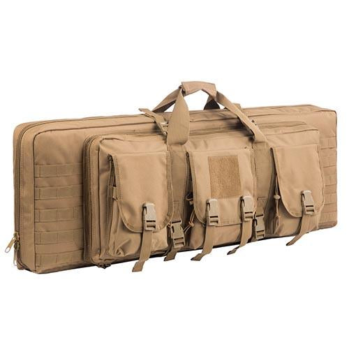 Wholesale Outdoor Deluxe Double Rifle Gun Bag