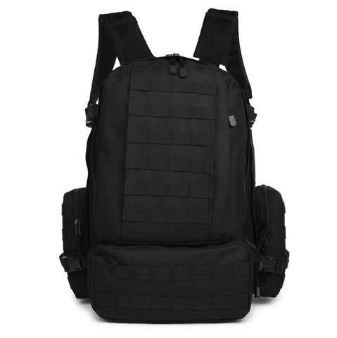 Large Tactical Backpack Black