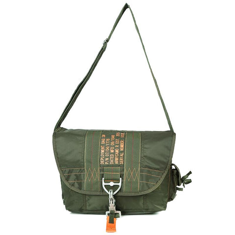 Wholesale Parachute Style Messenger Shoulder Bag