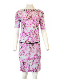 Jersey Floral Day Dress