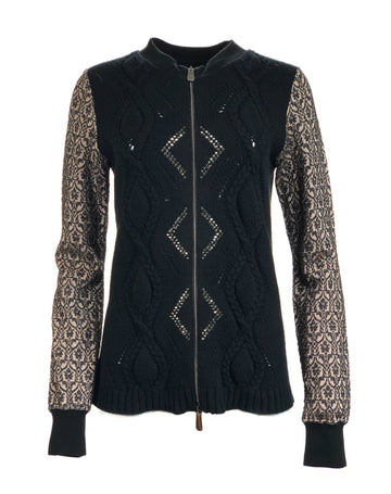 Club Felpa Cardigan