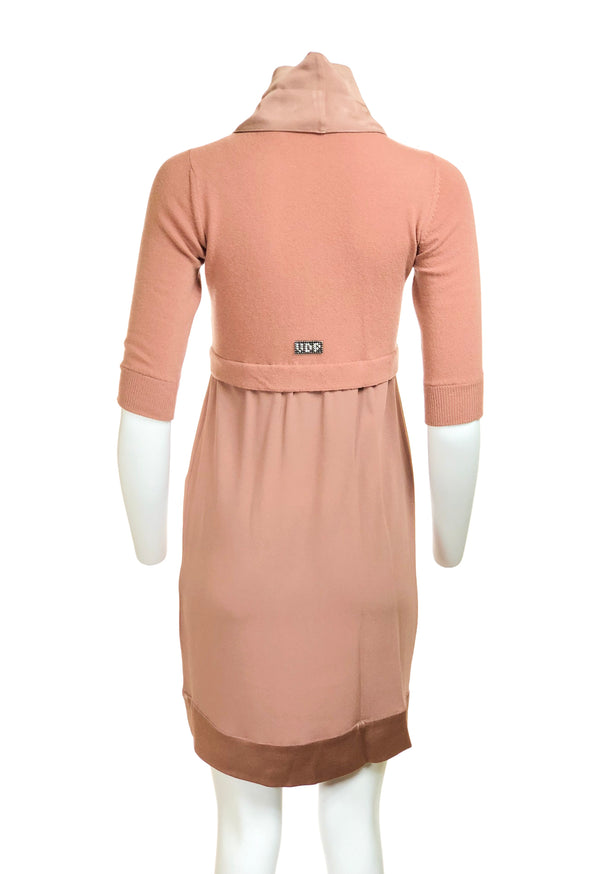 Wool Club Dress