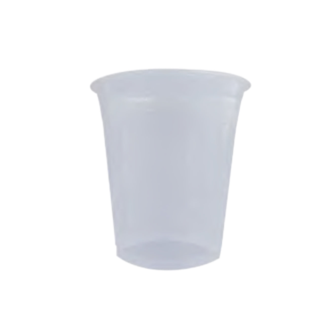 Vaso transparente desechable biodegradable 50 piezas 7oz