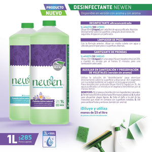 Desinfectante ultra concentrado Newen 1L