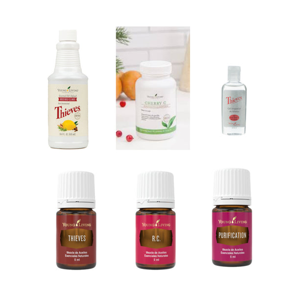 Kit antibacterial young living