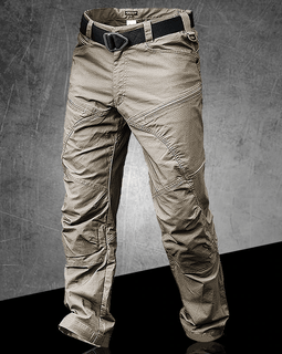 Rugged Waterproof Outdoor Tactical Pants