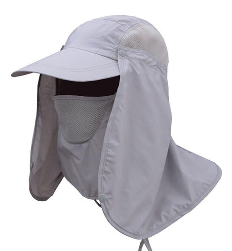 Fishing UV / Mosquito Protection Cap