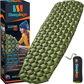 Ultra-light, Compact Sleeping Pad