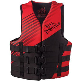 Absolute Outdoors Adult Rapid-Dry Vest Red S-M