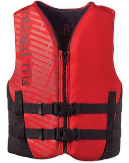 Absolute Outdoors Youth Rapid-Dry Vest Black 50-90#