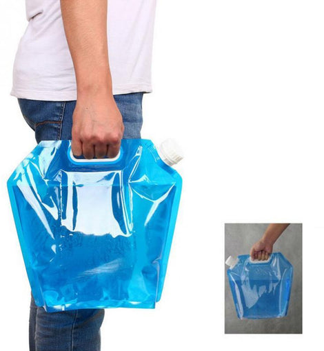 Ten Liter Collapsible Water Carrier