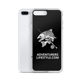 iPhone Zombie Trout iPhone Case