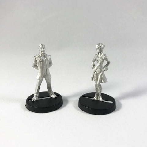 Effigy Founders - SciFi / Cyberpunk 28mm